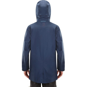 Haglöfs W's Idtjärn Jacket Tarn Blue